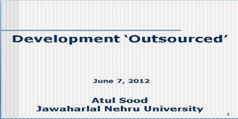 Development Outsourced